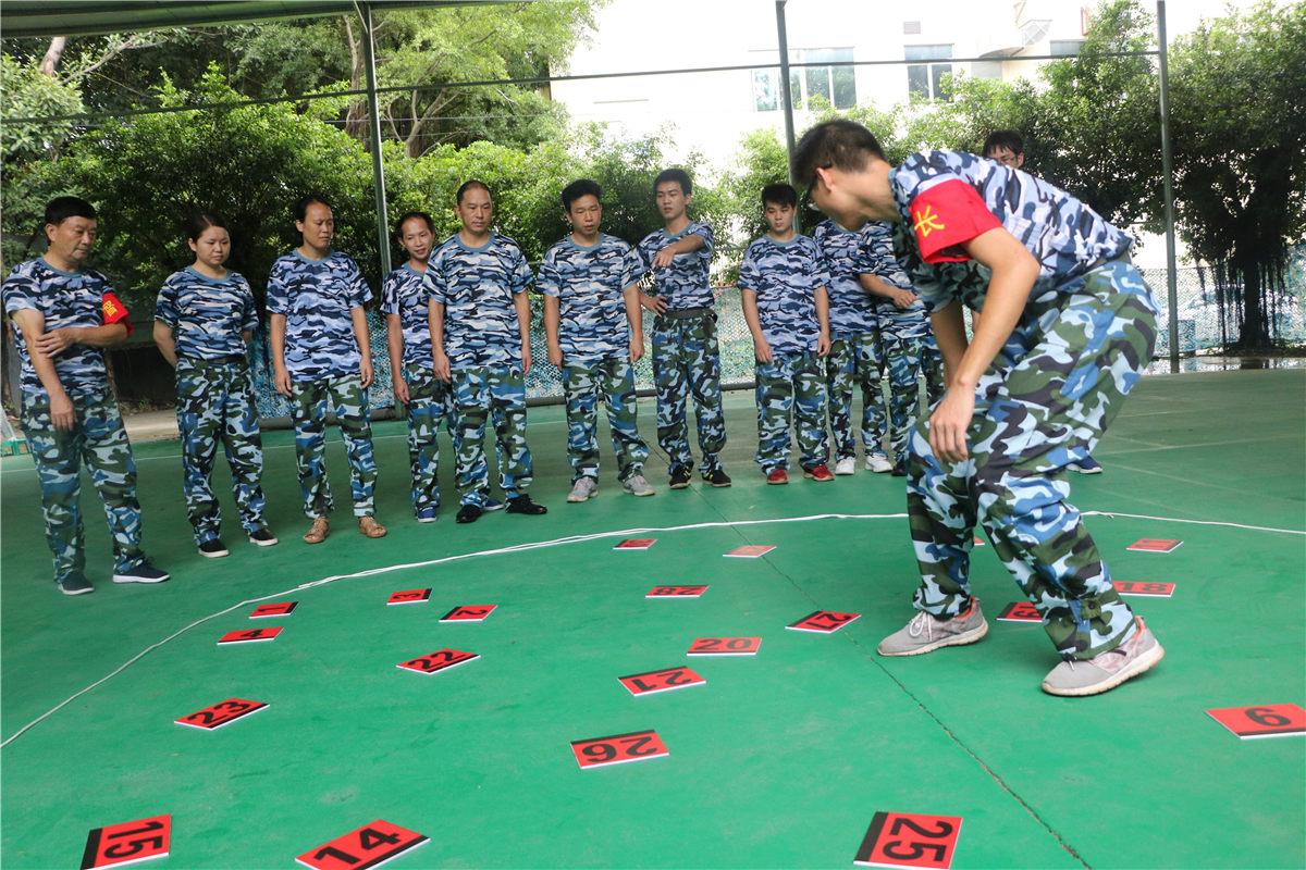 Outdoor Development Training