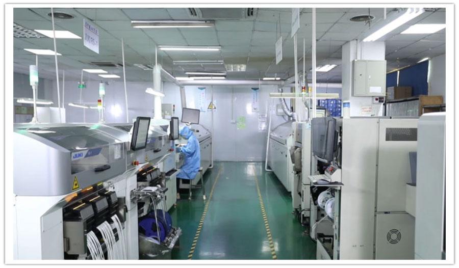 SMT Manufacturing Workshop