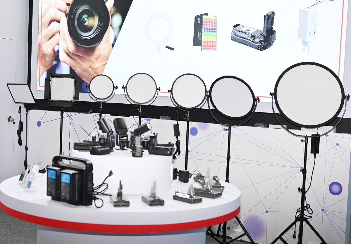 NBK participated in 202106 Global Sources CTIS Exhibition in  Shanghai