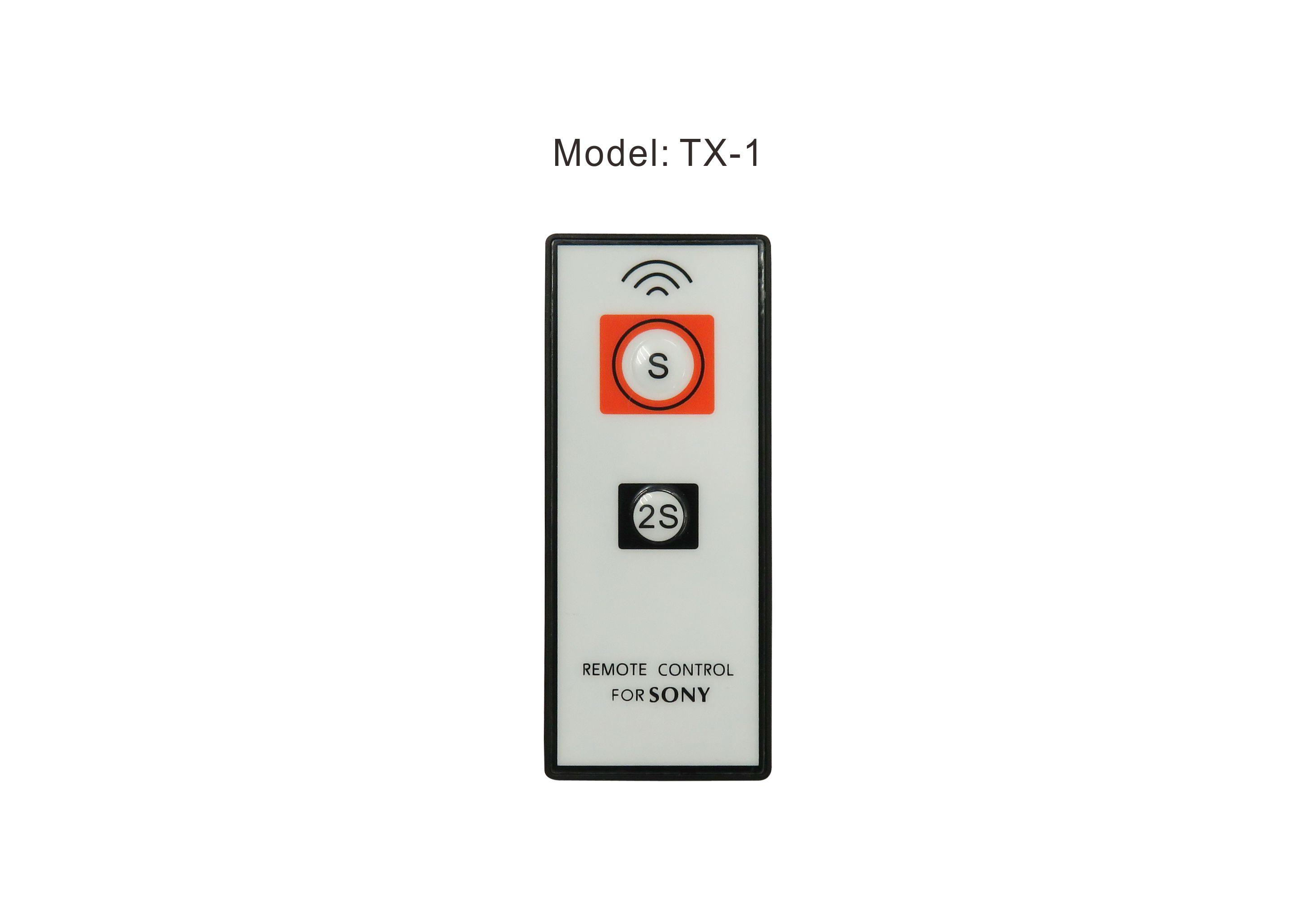 TX1,TX2,TX3,TX4,TX5 Remote Control